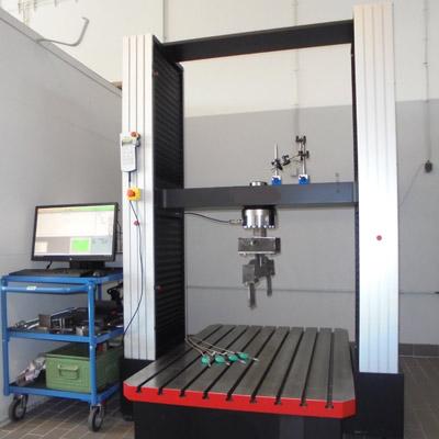 Neumaschinen von SSM-Testronik
